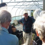 Chris discusses crop rotation.