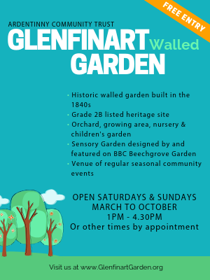 Glenfinart Walled Garden