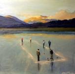Curling Loch Loskin