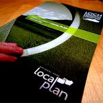 Finalised Draft Local Plan available in Village Hall