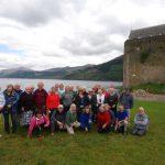 Ardentinny to Carrick Castle walk