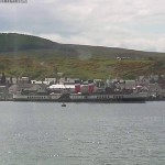 Waverley berths at Campbeltown