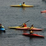 Primary paddlers