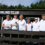 Hamilton Cup Ladies beat the storm