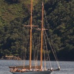 Sailing on Loch Long at just €53k a week