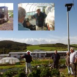 Walled Garden group visits Bute Produce