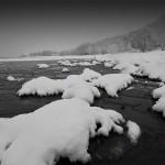 Heavy snow affects Ardentinny