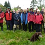 Ardentinny Trust meets National Forest Land Scheme Evaluation Panel
