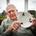 Angus Sutherland: Enjoying life at 100