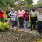 Volunteers triumph over midge invasion