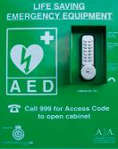 Defibrillator for Ardentinny