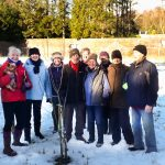 Glenfinart Garden orchard - Two years on