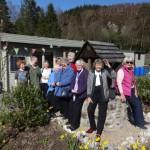 Tighnabruaich Rural visit Glenfinart Garden