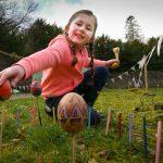 Kids' fun at Garden Opening