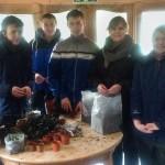 Glenfinart Walled Garden welcomes Tullochan Futures Group