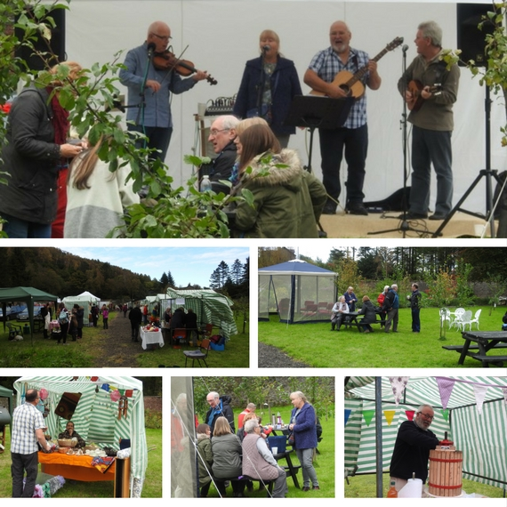 Walled Garden summer season culminates with Harvest Fair