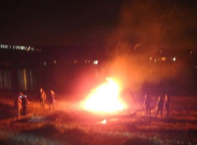 Bonfire Night Fundraiser