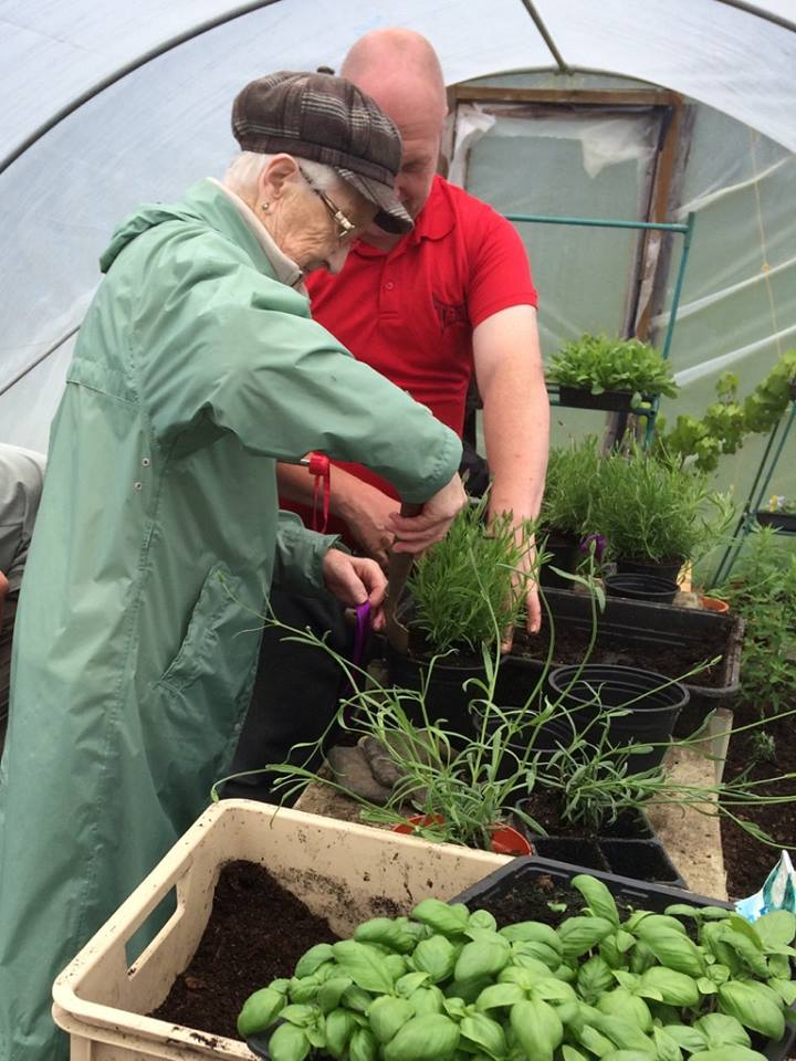 Dementia Awareness Week Celebrations at Glenfinart Walled Garden