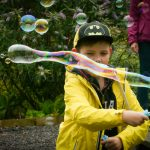 Bubbles and Bubbly at the Big Picnic