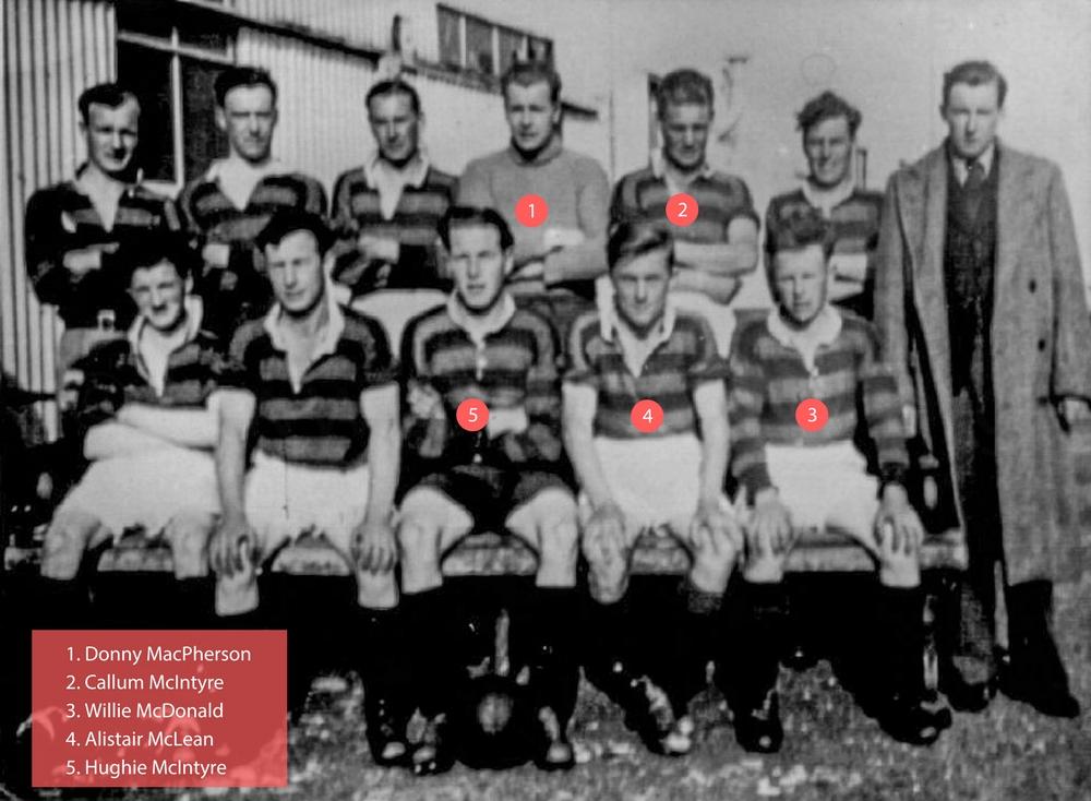 Ardentinny FC 1938