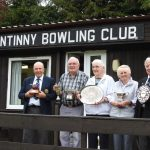 Ardentinny Bowling Club - 2019 Trophy Presentation