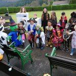 Ardentinny Bowling Club Kids Halloween Party 2019