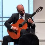 Mesmerising performance by Syrian classical musician at Burgh Hall