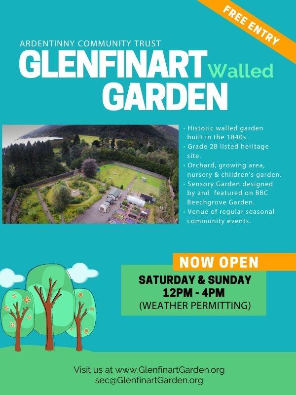 Glenfinart Walled Garden